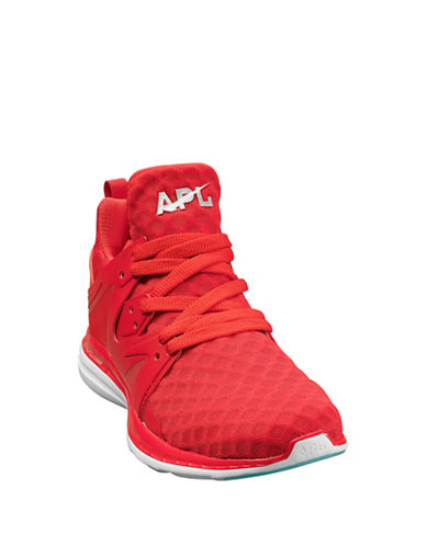 Apl Ascend Training Shoes-RED/SILVER-11 88459346_RED/SILVER_11