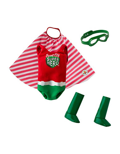 Elf On The Shelf Scout Elf Super Hero-MULTI-One Size
