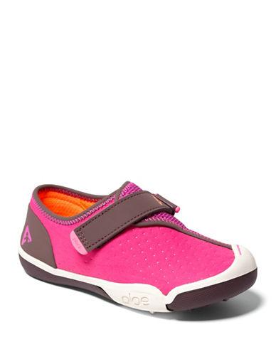 Plae Cam Mesh Sneakers-PINK-9