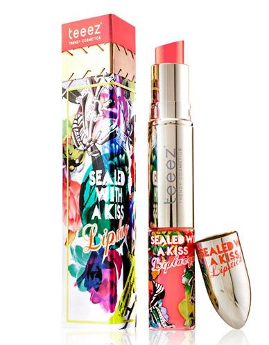 Teeez Cosmetics Sealed with a Kiss Lipduo-BLUSHING LEMONADE-One Size
