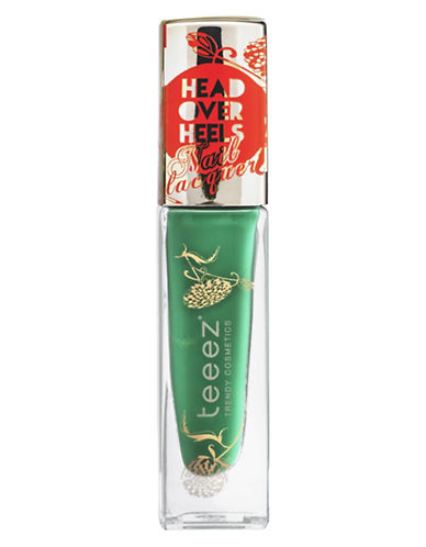 Teeez Cosmetics Head Over Heels Nail Lacquer-CANDY APPLE-One Size