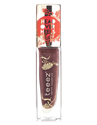 Teeez Cosmetics Head Over Heels Nail Lacquer-PEARL NOVA-One Size