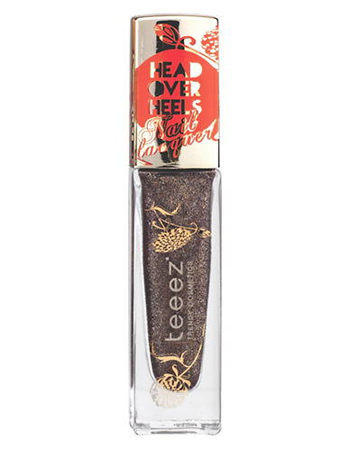 Teeez Cosmetics Head Over Heels Nail Lacquer-SMOKING GUN-One Size