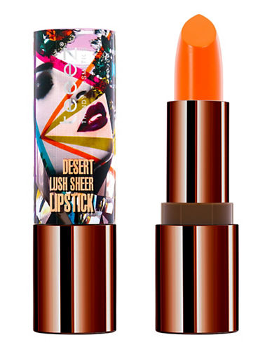 Teeez Cosmetics Desert Sheer Lush Lipstick-AVENTURINE ORANGE-One Size