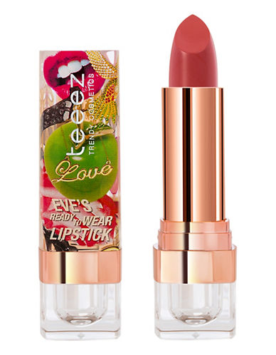 Teeez Cosmetics Eves Ready To Wear Lipstick-TEMPTING PINK-One Size