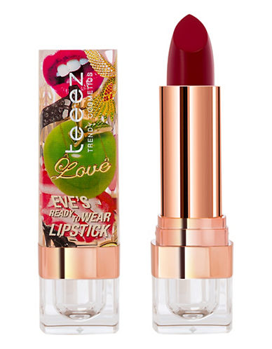 Teeez Cosmetics Eves Ready To Wear Lipstick-ROMANTIC RED-One Size