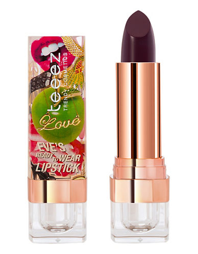 Teeez Cosmetics Eves Ready To Wear Lipstick-CASUAL AUBERGINE-One Size