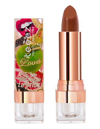 Teeez Cosmetics Eves Ready To Wear Lipstick-NEVER ENDING NUDE-One Size