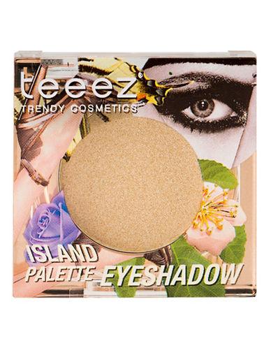 Teeez Cosmetics Island Palette Eyeshadow-BEAUTIFUL DAY-One Size