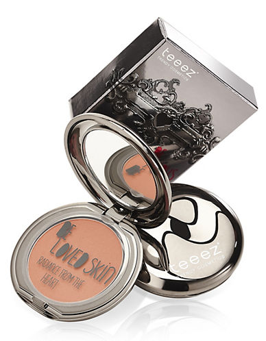 Teeez Cosmetics Be Blushious Blush-407 DEEP TAN-One Size