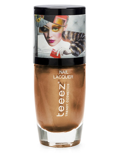 Teeez Cosmetics Scandalous Nail Lacquer-COFFEE TO GO-One Size