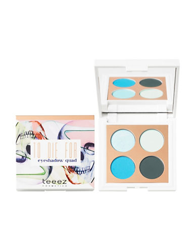 Teeez Cosmetics To Die For Eyeshadow Quad-UN RESTRAINED STYLE-One Size