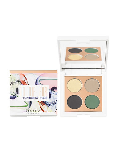 Teeez Cosmetics To Die For Eyeshadow Quad-FASHION PARAGON-One Size
