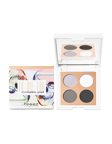 Teeez Cosmetics To Die For Eyeshadow Quad-EQUINOX-One Size
