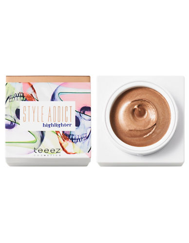 Teeez Cosmetics Style Addict Highlighter-SMOOTH COPPER-One Size
