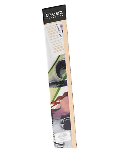 Teeez Cosmetics Bulletproof Mascara Curling-JET BLACK-One Size