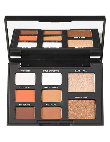 Teeez Cosmetics Riot Eyeshadow Palette-NEUTRAL-One Size