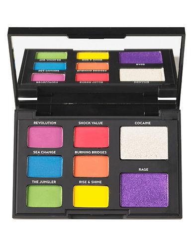 Teeez Cosmetics Riot Eyeshadow Palette-EXTREME-One Size