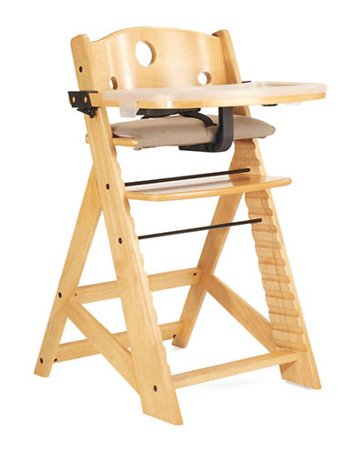 Keekaroo Height Right High Chair in Natural