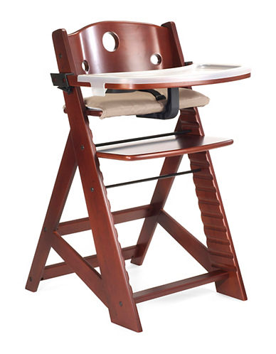 Keekaroo Height Right High Chair in Mahogany