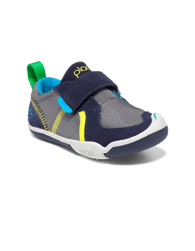 Plae Ty Multicoloured Sneakers-BLUE-5