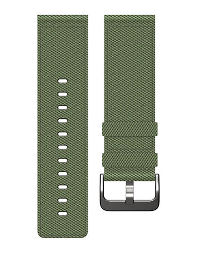 Fitbit Fitbit Blaze Nylon Band-GREEN-Large