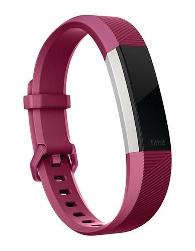 Fitbit Alta HR Fitness Tracker-PINK-Small