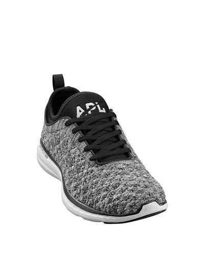 Apl TechLoom Phantom Running Shoes-BLACK/WHITE/MELANGE-10 88459392_BLACK/WHITE/MELANGE_10