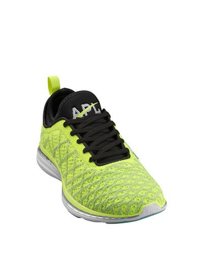 Apl TechLoom Phantom Running Shoes-ENERGY/BLACK/SILVER-13 88459433_ENERGY/BLACK/SILVER_13