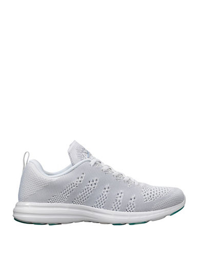 Apl Womens TechLoom Pro Running Shoes-WHITE-8.5 88976370_WHITE_8.5