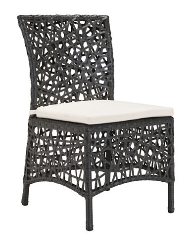 Zuo Modern Santa Cruz Dining Chair-BROWN-One Size