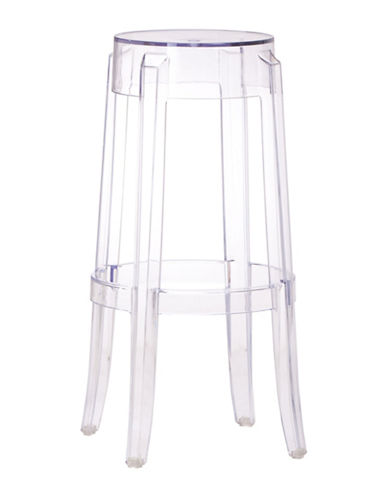 Zuo Modern Anime Bar Chair-CLEAR-One Size