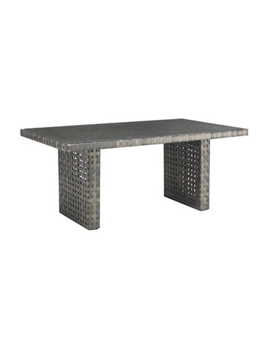 Zuo Modern Pinery Dining Table-DARK BEIGE-One Size
