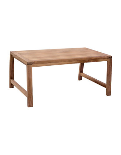 Zuo Modern Bilander Coffee Table-NATURAL-One Size