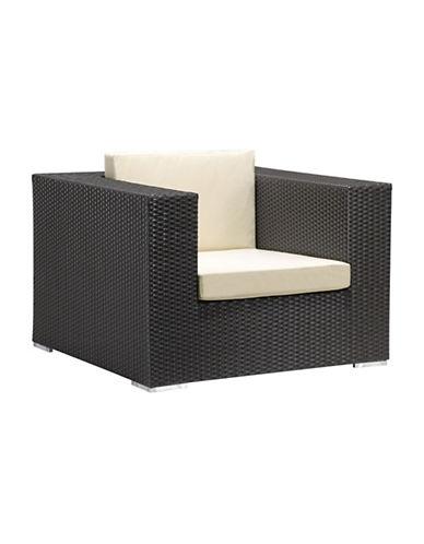Zuo Modern Cartagena Armchair-ESPRESSO-One Size