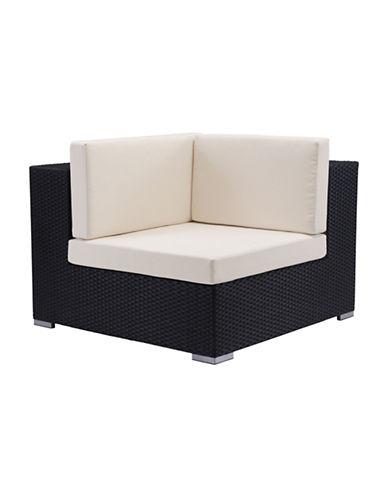 Zuo Modern Cartagena Corner Chair-ESPRESSO-One Size