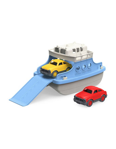 Green Toys Ferry Boat with Cars-ASSORTED-One Size
