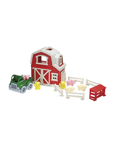 Green Toys Farm Playset-ASSORTED-One Size