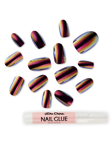 Lime Crime Press-On Nails-BLACK MAGIC-0