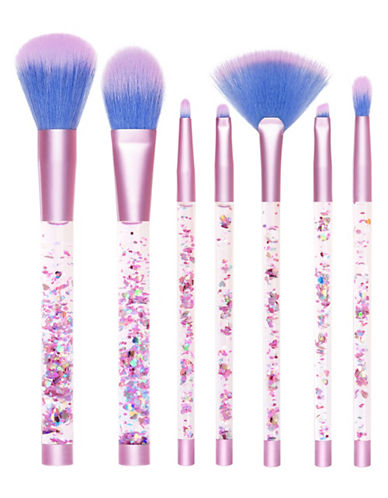 Lime Crime Seven-Piece Brush Set-PURPLE-0