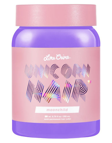 Lime Crime Unicorn Hair Semi-Permanent Colour-LAVENDER-0
