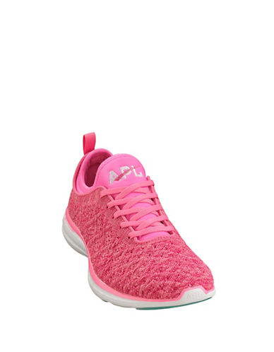 Apl Womens TechLoom Phantom Sneakers-PINK-9.5 89035144_PINK_9.5