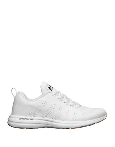 Apl Womens TechLoom Pro Running Shoes-WHITE-7.5 89223269_WHITE_7.5