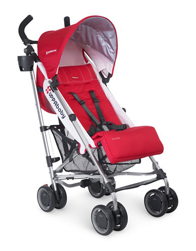 Uppababy Denny G-Luxe Stroller-RED-One Size