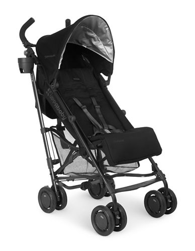 Uppababy Jake G-Luxe Stroller-BLACK-One Size