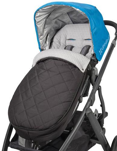 Uppababy Jake Cozy Ganoosh Stroller-BLACK-One Size