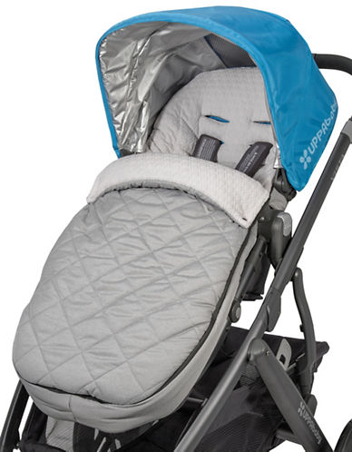 Uppababy Pascal Cozy Ganoosh Stroller-GREY-One Size