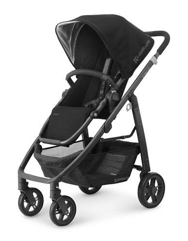 Uppababy Jake Cruz Stroller-BLACK-One Size
