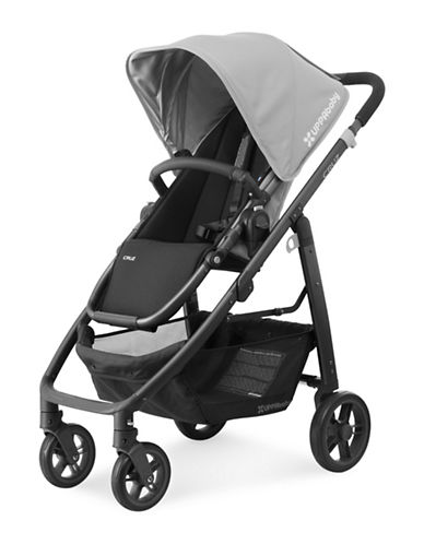Uppababy Pascal Cruz Stroller-SILVER-One Size