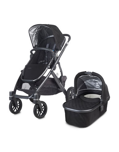 Uppababy Jake Vista Stroller-BLACK-One Size